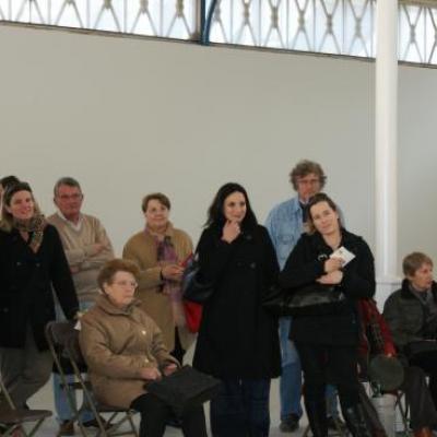 Session du 21 mars 2009 dans la Halle : Vous !