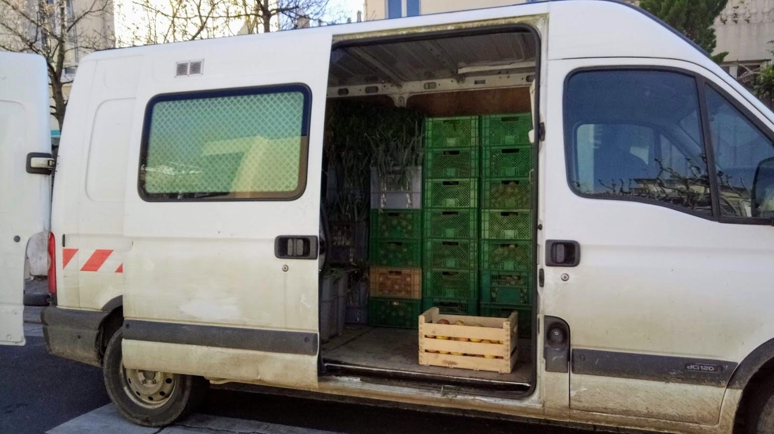 Le camion de Ludo est là