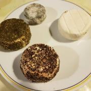 Les fromages de chèvres frais, 1/2 secs, secs, au poivre, aux herbes,.. BIO de Fabrice